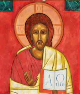 Jerzy-Nowosielski-Chrystus-Pantokrator