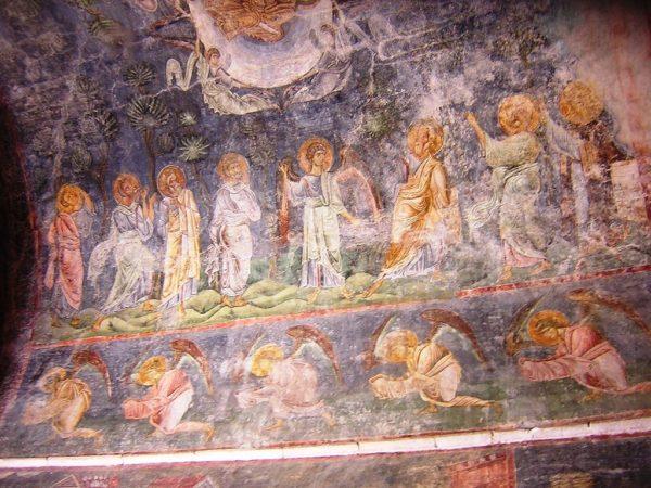 македонские фрески