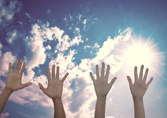 небо и руки (1)