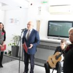 Министр культуры и информации Республики Сербии г-н Владан Вукосавлевич